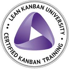 Lean Kanban University certified training.